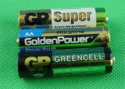 Batterien, Alkaline Mignon, AA 3-Set