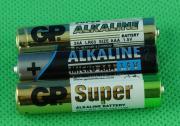 Batterien, Alkaline Mignon, AAA 3-Set